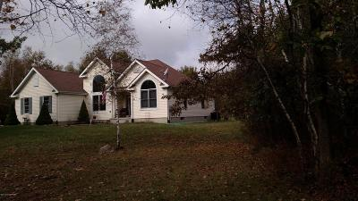 Effort Single Family Home For Sale: 376 Russell Ct