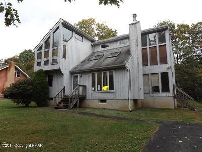 Kunkletown Single Family Home For Sale: 1524 Primrose Ln