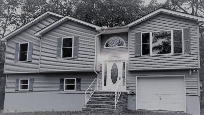 Pocono Summit Single Family Home For Sale: 5137 Pine Tree Ln