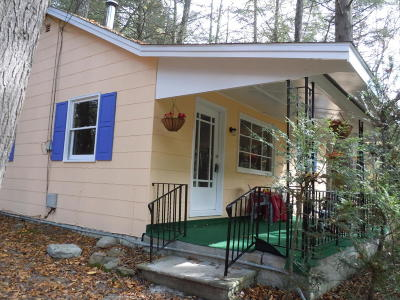 Kunkletown Single Family Home For Sale: 648 Burger Hollow Rd.
