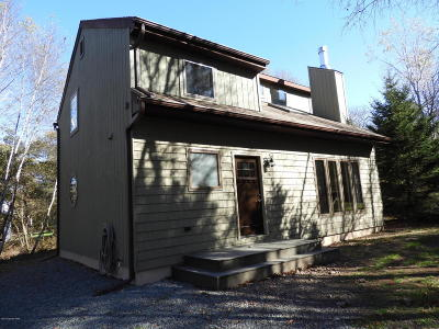 Blakeslee Single Family Home For Sale: 219 Ryan Rd