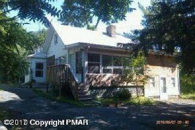 East Stroudsburg Multi Family Home For Sale: 5089 Milford Rd