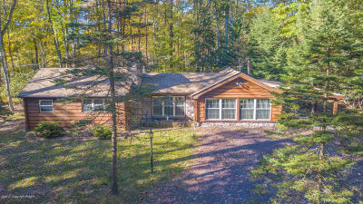 Lake Harmony Single Family Home For Sale: 127 Crest Dr