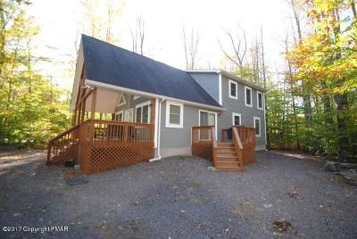 Pocono Lake Single Family Home For Sale: 5376 Conoquenissing Dr