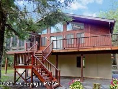 Pocono Lake Single Family Home For Sale: 2263 W Forest Dr