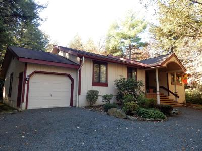Pocono Pines Single Family Home For Sale: 128 Tanglewood Drive