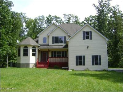 East Stroudsburg Single Family Home For Sale: 168 Escoll Dr