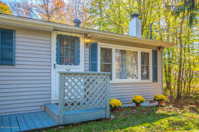 Pocono Lake Single Family Home For Sale: 172 Tepee Dr.