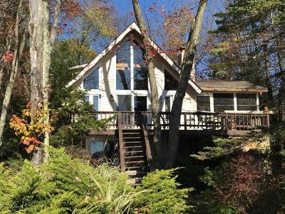 Pocono Lake Single Family Home For Sale: 328 N Arrow Dr