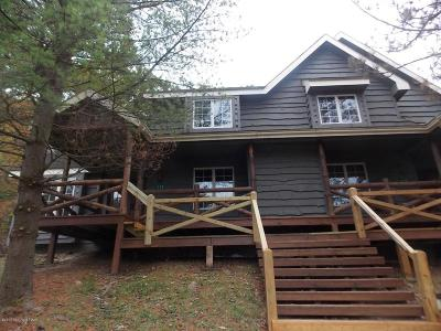 Lake Harmony Single Family Home For Sale: 116 Short Hill
