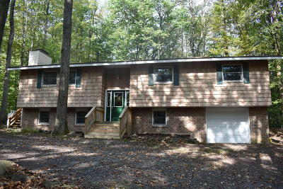 Locust Lake Village Single Family Home For Sale: 245 Elk Run Rd