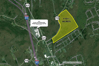 Tannersville Commercial For Sale: Rt 715
