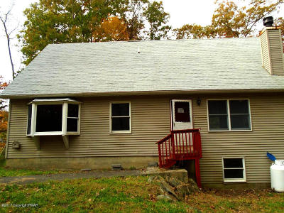 East Stroudsburg Single Family Home For Sale: 3129 Dunchurch Rd