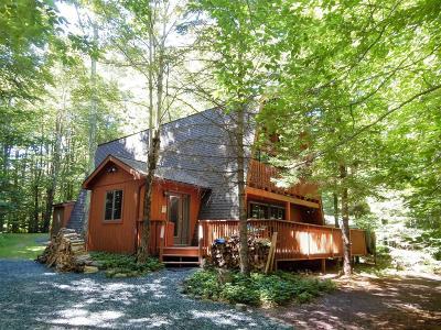 Pocono Pines Single Family Home For Sale: 5543 Fox Run