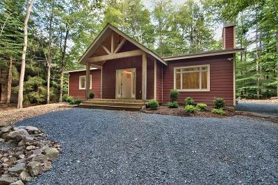 lake naomi, Timber Trails Single Family Home For Sale: 462 Miller Dr