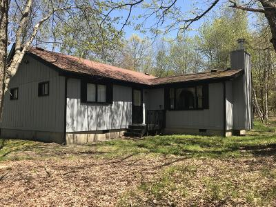 Albrightsville PA Single Family Home For Sale: $78,000