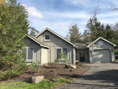 Pinecrest Lake Golf & Cc Single Family Home For Sale: 123 Nawakwa Rd