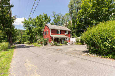 Stroudsburg Single Family Home For Sale: 1145 Mervine Road