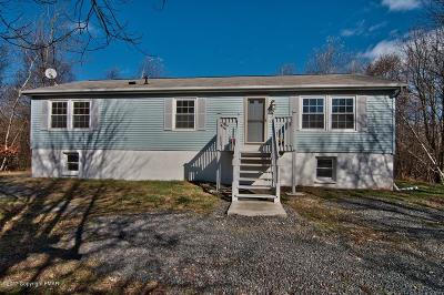 Albrightsville PA Single Family Home For Sale: $134,900
