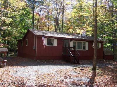 Pocono Lake Single Family Home For Sale: 198 Wyalusing Dr