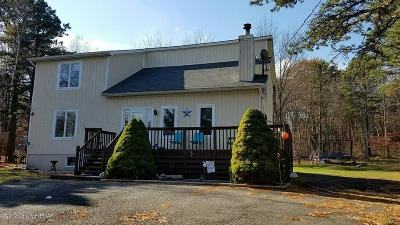 Long Pond Single Family Home For Sale: 181 Granite Rd