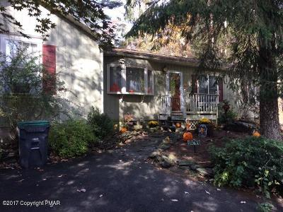 East Stroudsburg Single Family Home For Sale: 3375 Frontier Rd