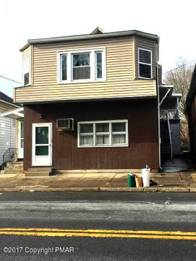 East Stroudsburg Multi Family Home For Sale: 437 N Courtland St