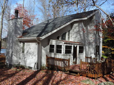 Gouldsboro Single Family Home For Sale: 93 Lake Drive East