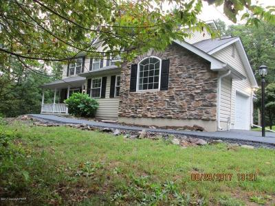 Effort Single Family Home For Sale: 1670 Red Pine Ln
