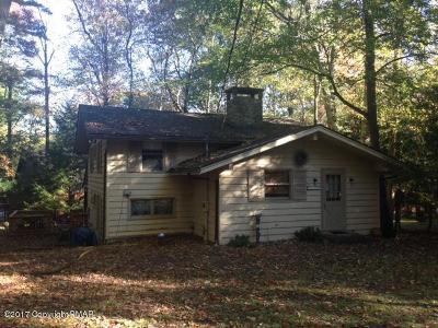 Lake Harmony Single Family Home For Sale: 50 Split Rock Rd