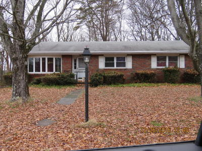 Stroudsburg Single Family Home For Sale: 183 Mountain View Dr