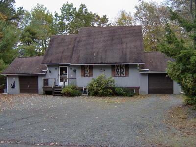 Lake Harmony Single Family Home For Sale: 89 Greenwood Rd