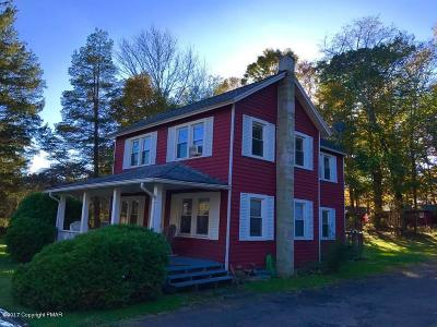 Canadensis Single Family Home For Sale: 2421 Rte 390 Rte