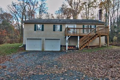 Single Family Home For Sale: 4123 Mountain Top Dr