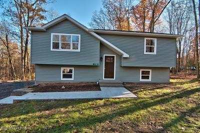 East Stroudsburg Single Family Home For Sale: 1218 Hunters Woods Dr