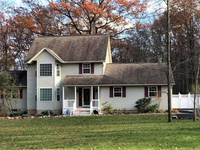 Kunkletown Single Family Home For Sale: 128 Sterner Run Rd