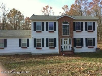 Albrightsville Single Family Home For Sale: 6 Postal Ct