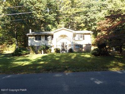 Stroudsburg Single Family Home For Sale: 806 Wedgewood Lake Dr