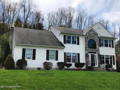 Stroudsburg Single Family Home For Sale: 1116 Heritage Blvd