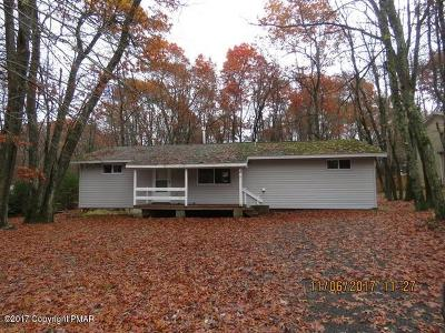 Albrightsville Single Family Home For Sale: 54 Woodland Rd