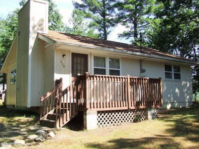East Stroudsburg PA Rental For Rent: $800