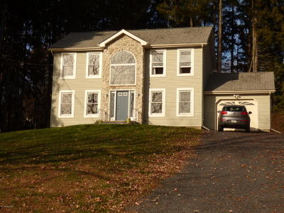Stroudsburg Single Family Home For Sale: 277 Rinker Rd