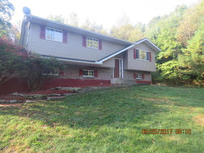 Stroudsburg Single Family Home For Sale: 1506 Brislin Rd