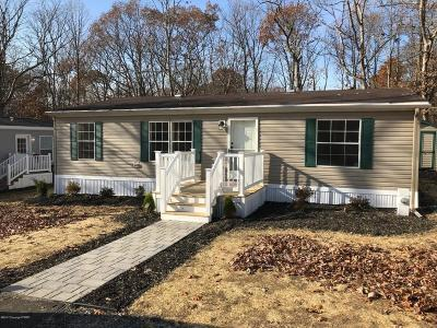 East Stroudsburg Single Family Home For Sale: 7710 Ralston Ct