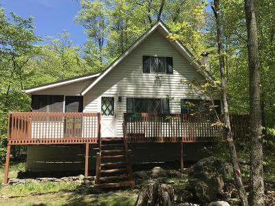 Pocono Lake Single Family Home For Sale: 205 Croasdale Ct