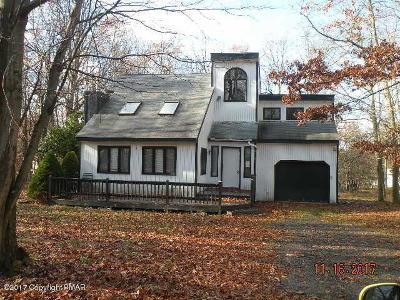 Albrightsville Single Family Home For Sale: 115 Shawnee Trl