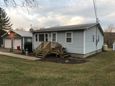 Saylorsburg Single Family Home For Sale: 7181 Mount Eaton Rd
