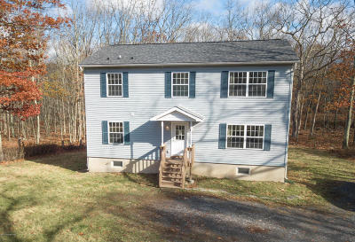 East Stroudsburg Single Family Home For Sale: 466 Coolbaugh Rd