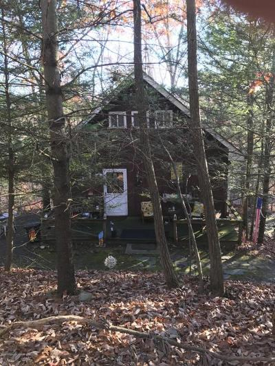 East Stroudsburg Single Family Home For Sale: 8113 Gallahad Pass