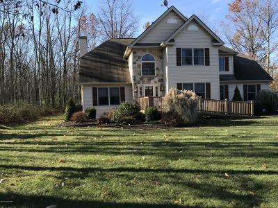 Saylorsburg Single Family Home For Sale: 106 Copperwood Court